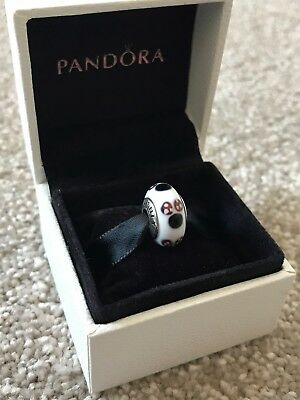 DISNEY Classic Minnie - Genuine PANDORA Charm