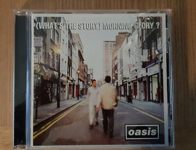 Oasis - (What's the Story) Morning Glory? CD