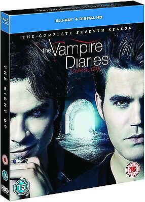 The Vampire Diaries Season 7 Seven [Includes Digital Download] [Blu-ray]