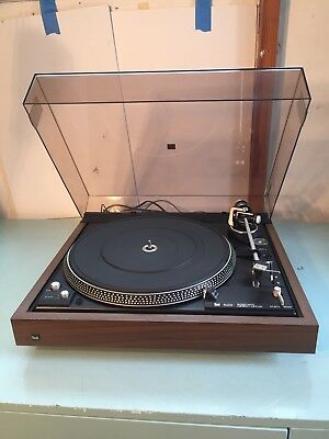 Dual 622 Automatic Direct Drive Turntable
