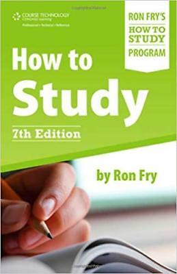 [PDF] How To Study - Ron Fry (Digital Book)