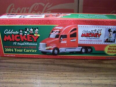 Coca ' Cola Truck 2004, Celebrate MICKEY 75 InspEARations Tour Carrier
