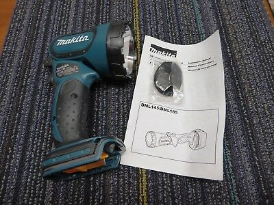 Makita DML185 Flashlight 18V Lithium-Ion Cordless light | Brand New Bare Tool