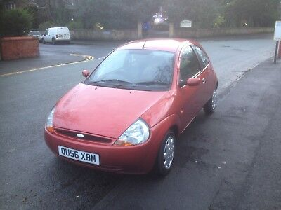 Ford Ka 1.3 Collection, Five Speed Manual Petrol 2006