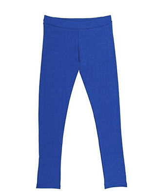 French Toast Big Girls' Solid Leggings - Size 7/8 - Royal - Fast FREE Shipping!