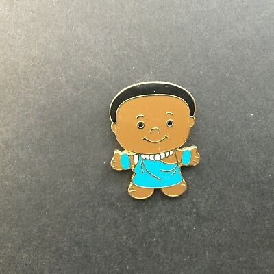 WDW - It's A Small World Child - Africa - Disney Pin 7976