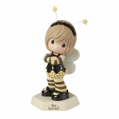 NEW Precious Moments BEE YOURSELF Porcelain Figurine Little Girl Bumble