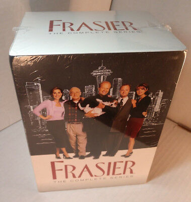 Frasier - The Complete Series (DVD,2015,44-Disc Set)NEW(Sealed)Tracking Included