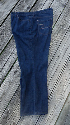 548670f281b Women s Plus Size Liz Claiborne Classic Fancy Pockets Stretch Jeans -22W(6006)