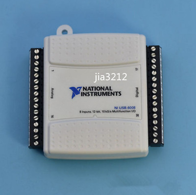 NEW for  NI USB-6008 data acquisition card #JIA