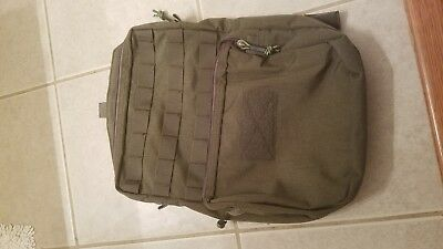 70oz Hydration Ranger Green Molle backpanel w/storage Rangers CAG 75th