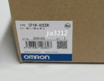 new for Omron CP1W-40EDR #JIA