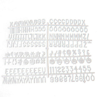 ABC Capital Numbers Characters For Felt Letter Board Changeable Sign Board