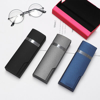 Protable Spectacle Case  Hard Eye Glasses Sunglasses Case Eyewear Protector NEW