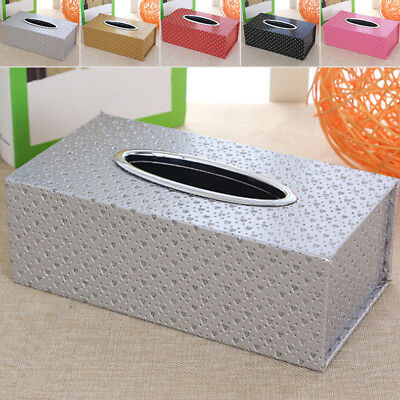 Wet Tissue Paper Case Care Baby Wipes Napkin Storage Box Holder Container