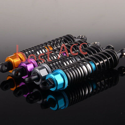 2pcs Universal Alloy Shock Absorber 85mm HSP 106004 166004 for 1//10 RC Buggy Car