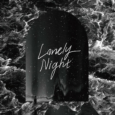 KNK - LONELY NIGHT (SINGLE ALBUM) CD Brand New & Factory Sealed