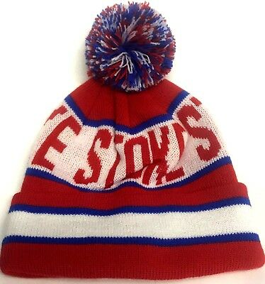 Stoke City Hat Pom Pom Bobble Football Gifts