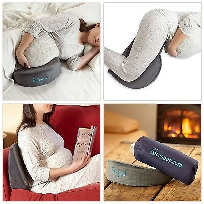 Pregnancy Pillow Wedge Maternity Belly Support Body Memory Foam With Carry Bag