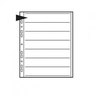 Kenro 35mm Transparent Acetate Neg Pages Pack Of 25