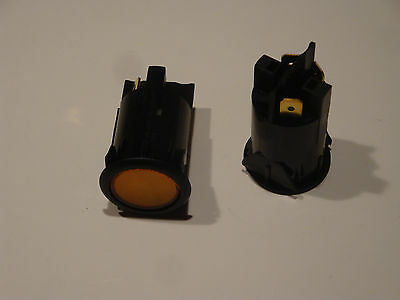 50 Arcolectric 7003 Latching  Push Button on-off switch SPST 16amp