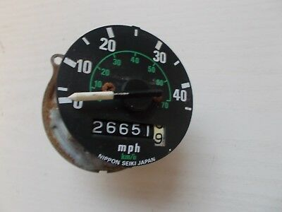 Honda MT5 50 1990 Speedo Clock