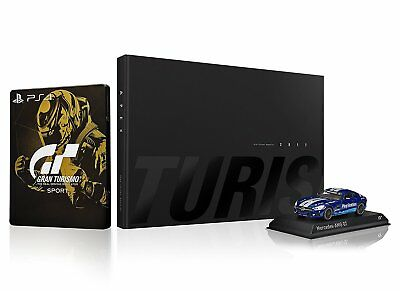 Gt Sport Collector's Edition Ps4 - Gran Turismo Sport Playstation 4 Ita