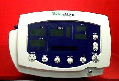 Welch Allyn 53NTO Patient Monitor JA051403 Parts Unit