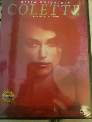 Colette...Based On A True Story (2017, DVD) FREE SHIPPING IN THE U.S.A.