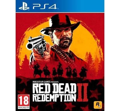 RED DEAD REDEMPTION II 2  - PS4 Digital | leer anuncio, for download