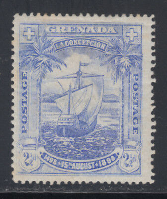 Grenada SG 56 Scott 47 VF MH 1898 2½d Discovery of Grenada Commemorative Stamp