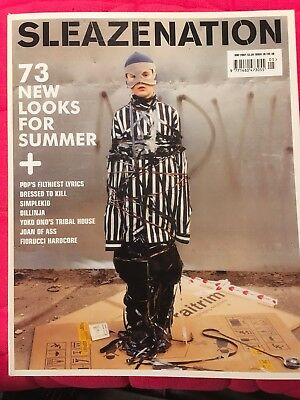 Sleazenation Magazine- May 2002 Issue 15. Used but Excellent Condition