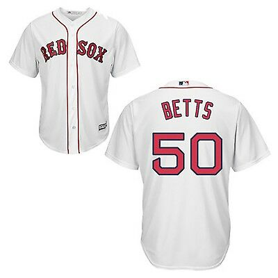 16f7b26c1 Majestic Boston Red Sox Home jersey size on tag XL