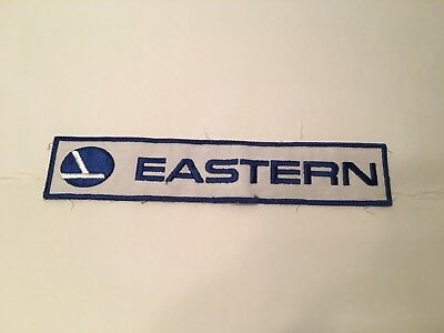 Vintage 1970's/ 1980's Eastern Airlines Patch