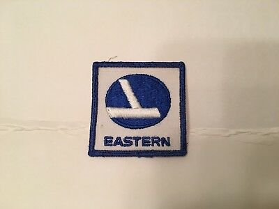 Vintage 1970's/1980's Eastern Airlines Patch