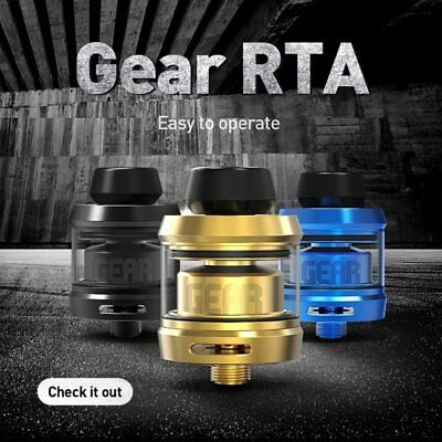Authentic Gear RTA 24mm Single Coil Ultrashort Max Flavour