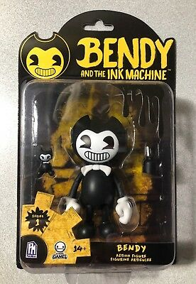 2017 Bendy and the Ink Machine - BENDY Action Figure Series 1 - RARE