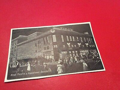 King's Theatre & Hippodrome,dundee  -Dundee Photocard