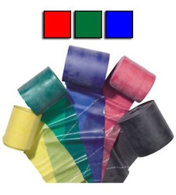 Theraband - 3 Pack [Red-Green-Blue] 1 M