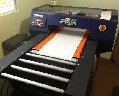 DTG Viper Digital Direct to Garment printer - Used Working PR Buyers only