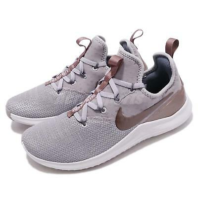 9fd676fe2f0a Nike Wmns Free TR 8 LM Grey Smokey Mauve Women Cross Training Shoes  AH8803-002