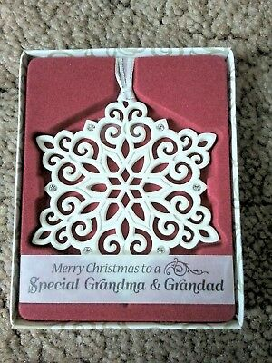 New Swarovski Crystal Keepsakes Holiday Decoration Ornament