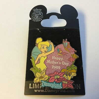 DLR - Mother's Day 2009 - Tinker Bell Limited Edition 1000 Disney Pin 69291