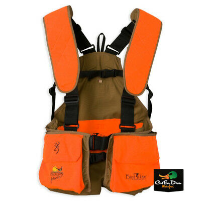 442173887cc68 Browning Upland Bird'n Lite Strap Vest Pheasants Forever Logo Medium / Large