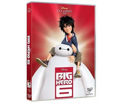Film DVD WALT DISNEY - Big Hero 6   - Italia 2014 Big Hero 6
