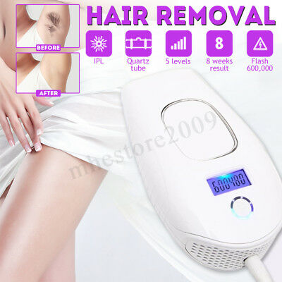 Laser IPL Permanent Hair Removal Machine Face and Body Home Skin Rejuvenation