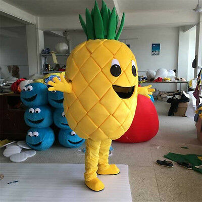 2m 3m 4m 5m Advertising Inflatable Pineapple Fruits Festival Custom Model Party
