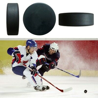1pc Ice Hockey Puck Portable Rubber Ball Game Team Sports Training Accessories