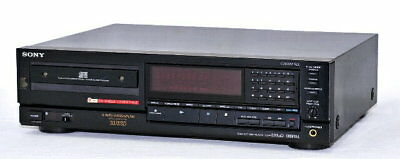 SONY CDP-337 ESD CD Player Used