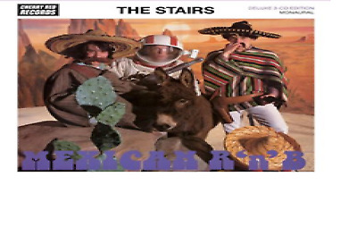 THE STAIRS - MEXICAN R'n'B: DELUXE  3 CD SET NEW(25TH JAN)